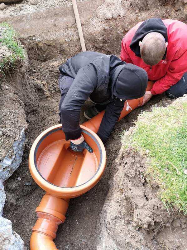 Dodávka - montáž, oprava a výmena kanalizačného potrubia - Pezinok, Modra, Svätý Jur